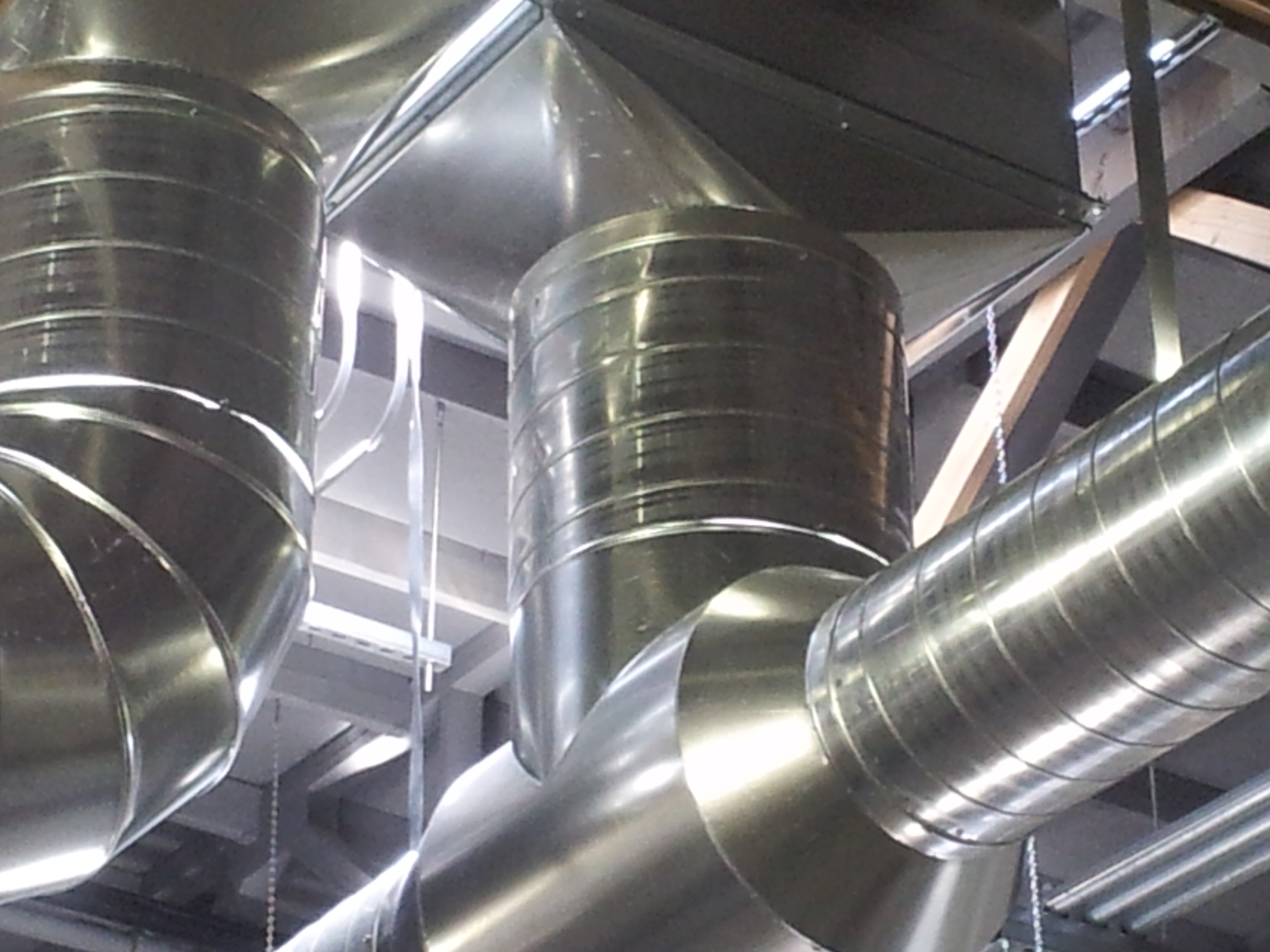 Custom Sheet Metal Fabrication for Commercial HVAC Services in Las Vegas ACR Mechanical