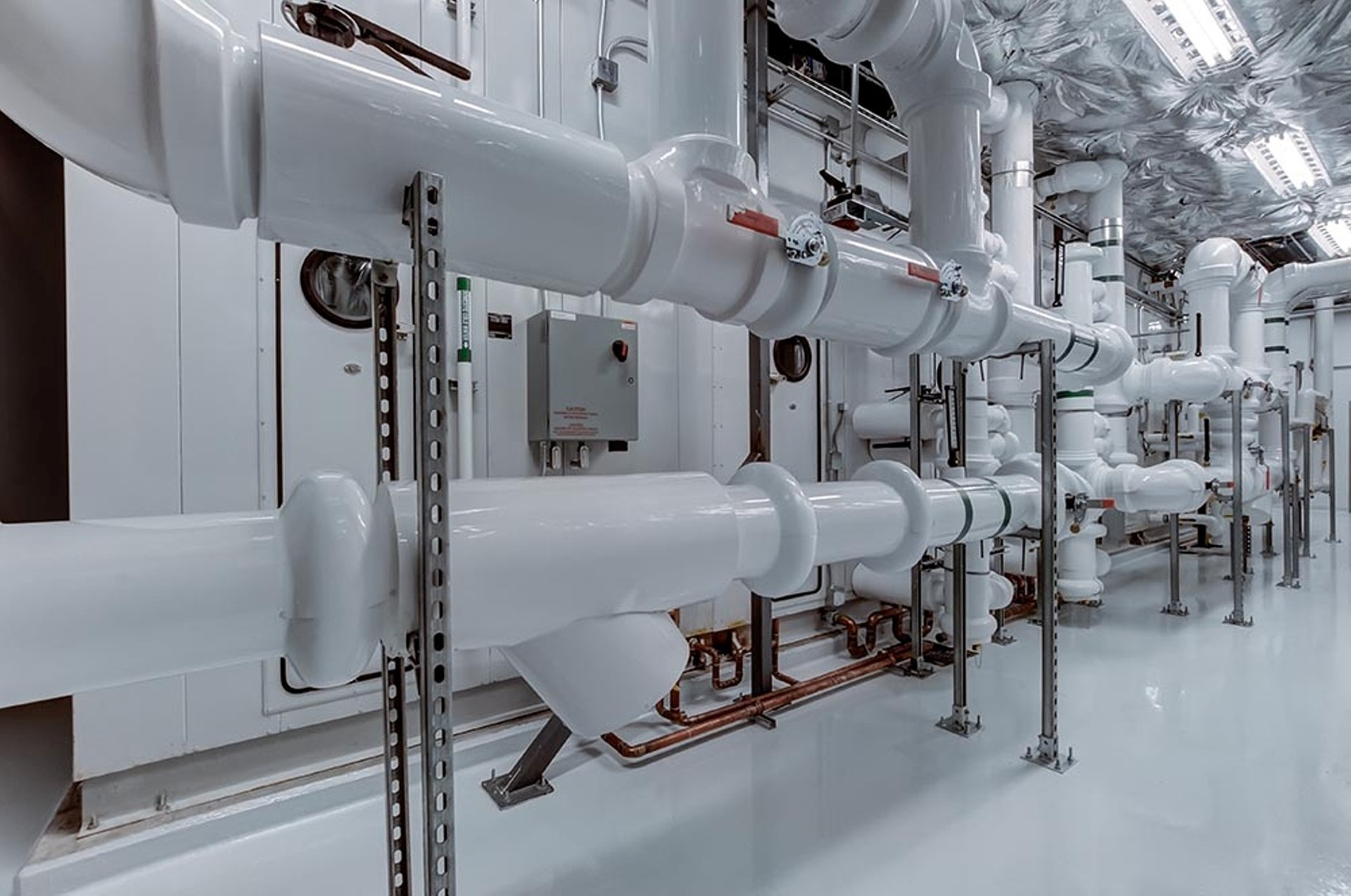 Industrial Plumbing Repair and Servicing in Las Vegas ACR Mechanical