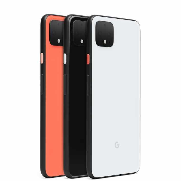 Официально представлены Google Pixel 4 и 4 XL с 90 Гц экранами