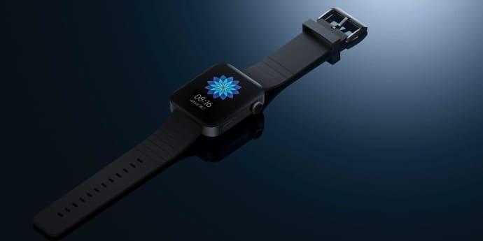 Xiaomi Mi Watch официально представили с AMOLED экраном и Snapdragon Wear 3100