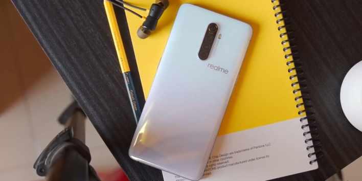 Задняя панель Realme X2 Pro