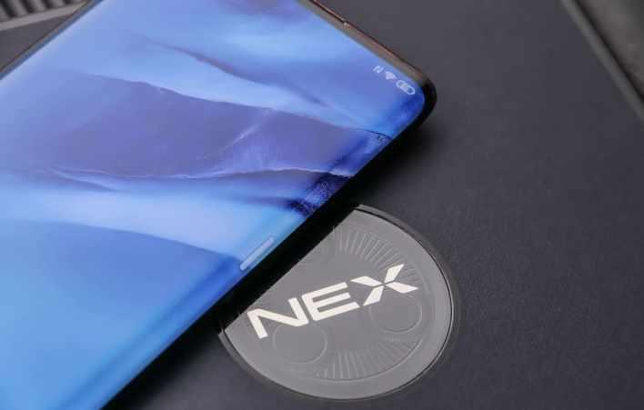 Vivo NEX 3S 5G – новый 6,89-дюймовый изогнутый флагман в огненном оформлении