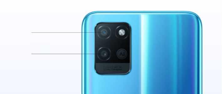 Vivo S7t 5G оснастили 6,44' AMOLED дисплеем, Dimensity 820 и 64 МП камерой