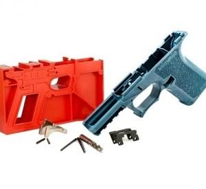 Blue Titanium P80 Compact