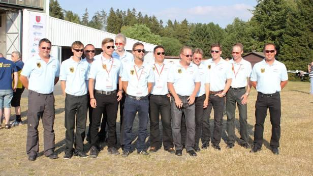 das deutsche Team - Copyright: Stanislav Váňa