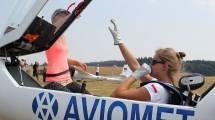 Auch Frauen fliegen bei der WM mit, das polnische Team - Copyright: Ruda Jung