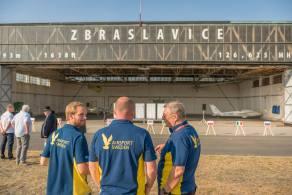 das schwedische Team - Copyright: Ruda Jung
