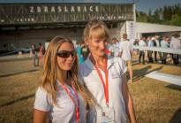 das polnische Team - Copyright: Ruda Jung