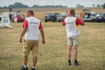 Das deutsche Team tanzt - Copyright: Ruda Jung