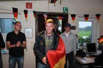 Marvin, glücklich zu Hause - Copyright: Jens Dissel