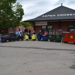 Aspen Crossing Children's Train Ride
