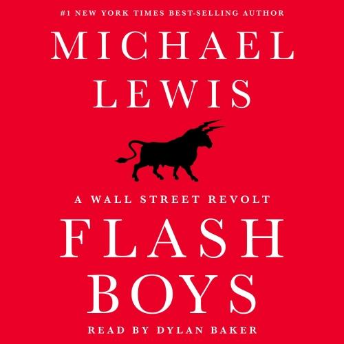 Flash Boys Cover Square