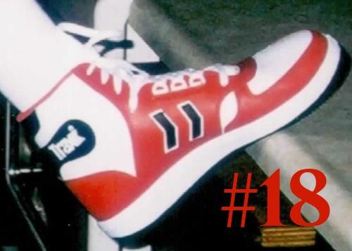 Shoe Countdown #18