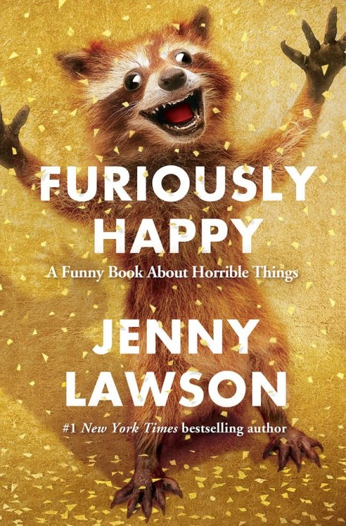 furiously happy cover