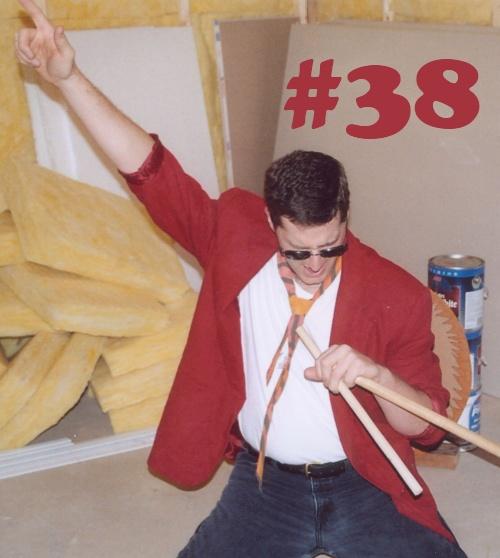 Shirthead Countdown #38