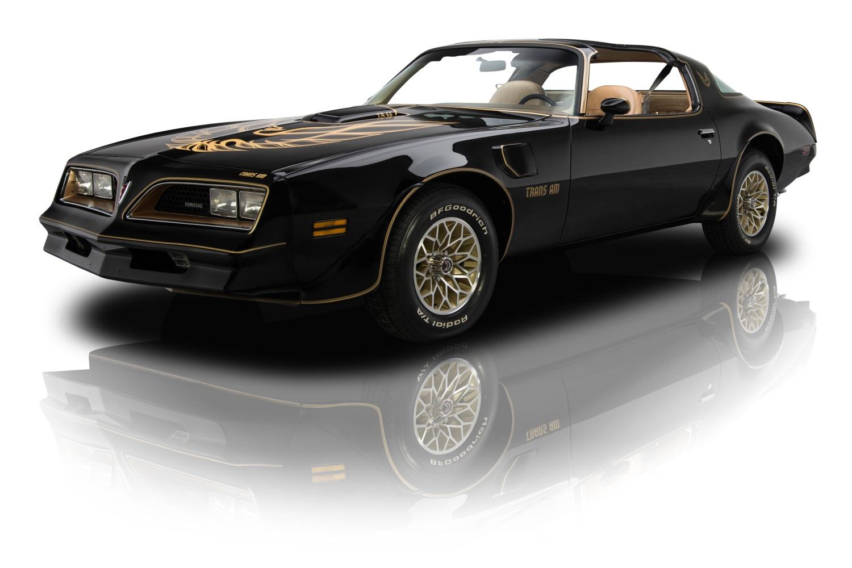 Smokey and the Bandit 1977 Pontiac Trans Am