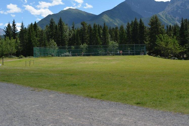 Mount Kidd Play Field