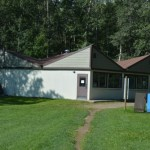 Abandoned Concession Building at Pigeon Lake PP