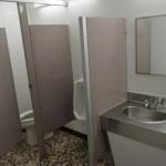 Pigeon Lake Bathroom Interior