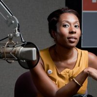 Lunch with Audie Cornish: Women of Color in Public Radio