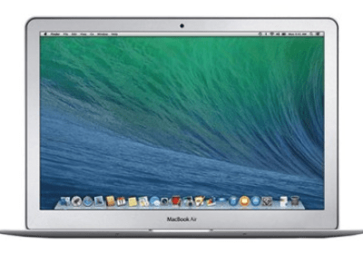 MacBook Air (13 inch, Late 2010)- £499