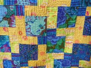 Acropatch-Motif-Quilting-LABYRINTHE-plaid-fil-multicolore