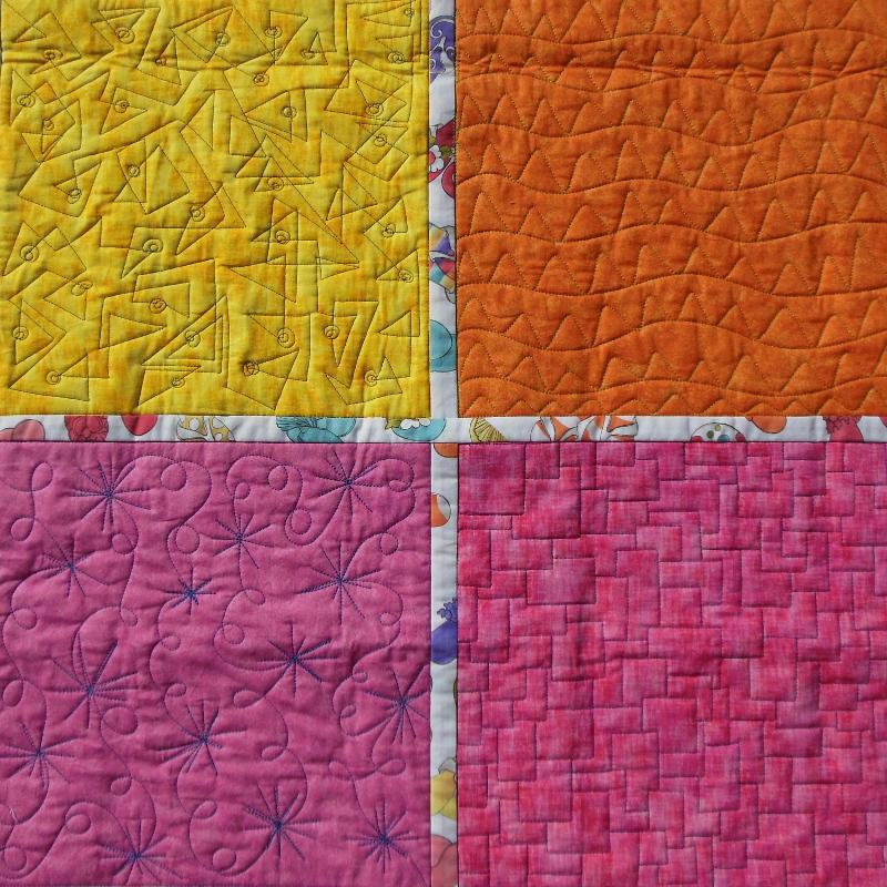 Acropatch-motif-quilting-PICASSO TRIANGLE-sampler-motif-quiltage-détails