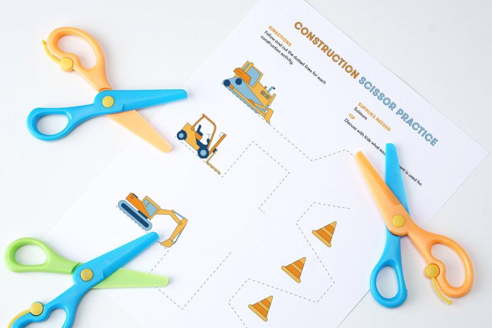 medium resolution of 13 Fun Construction Activities for Kids + Printables   BigRentz