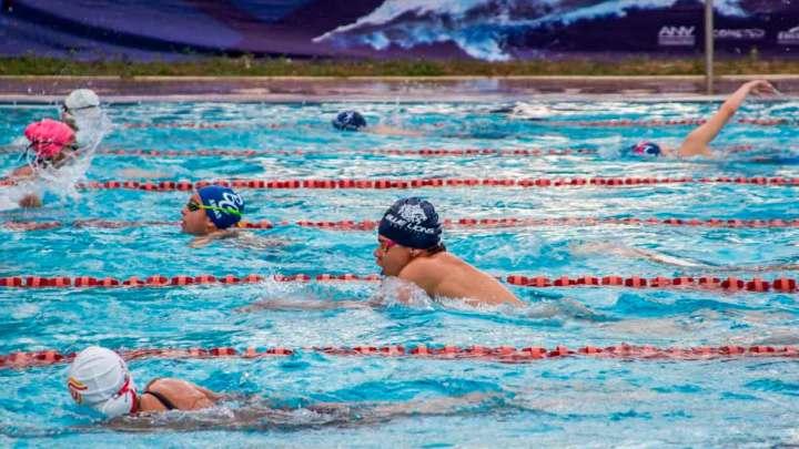 Listo Veracruz para competir en el Grand Prix Junior de Natación