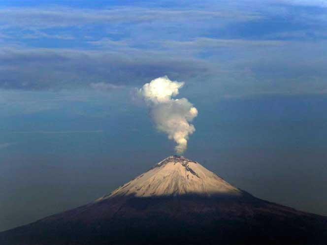 Popocatépetl entra en Fase 3; alerta por posible evacuación