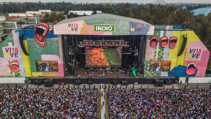 Concluye XX edición de Festival Vive Latino
