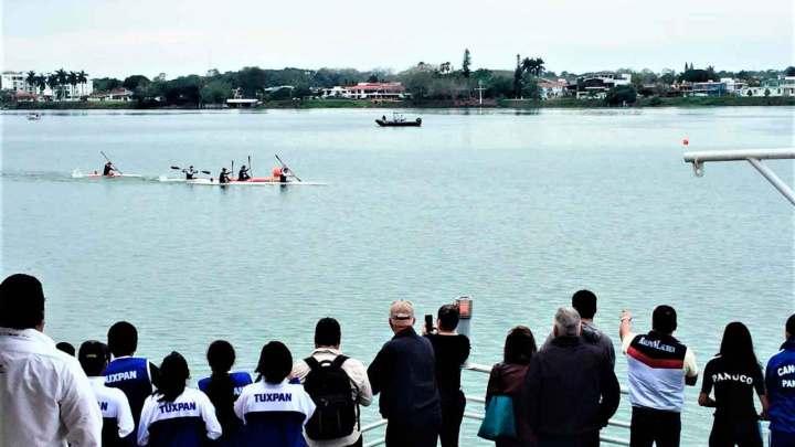 Exitosa Olimpiada Estatal 2019 de canotaje