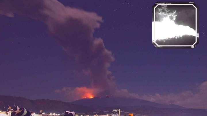 Analizan explosiones del Popocatépetl