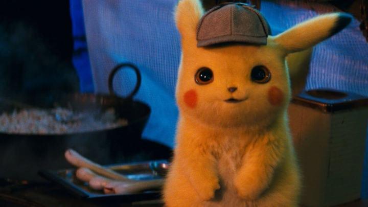 Detective Pikachu; todo un éxito en taquillas
