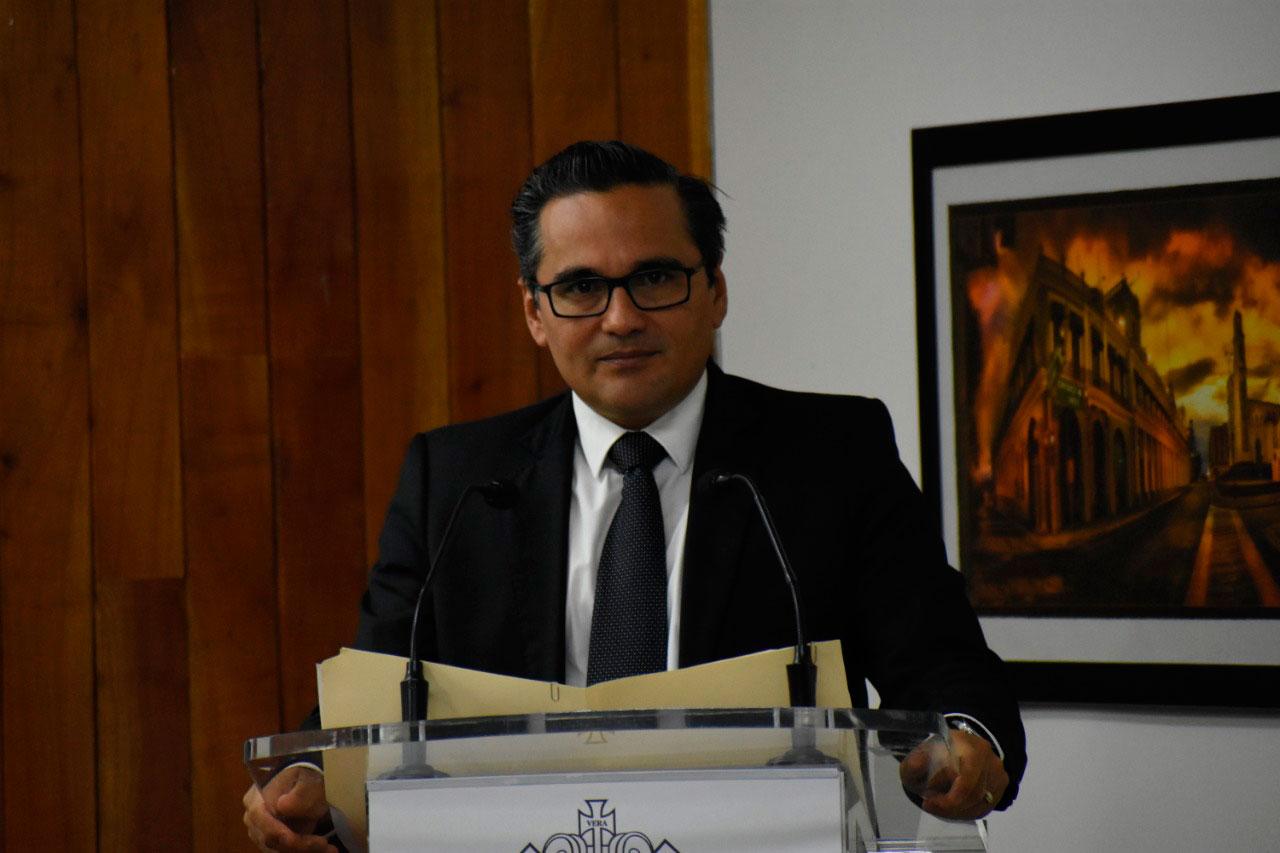 A pesar de la reducción de 500 millones de pesos al presupuesto de la Fiscalía General del Estado (FGE), Joge Winckler Ortiz aseguró que trabaja coordinadamente con el gobierno federal, para trabajar por la recuperación de la paz en la entidad.