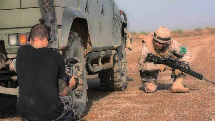 Suspenden misiones militares en Irak