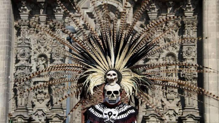 Mexicas sacrificaron españolas embarazadas: INAH