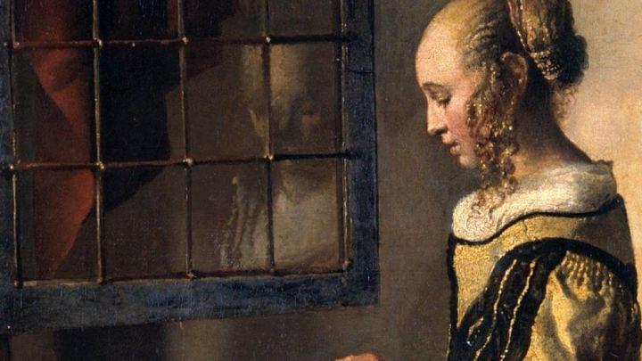 Revelan detalle oculto en obra de Vermeer