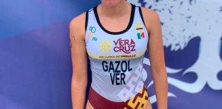 El triatlón veracruzano ganó oro y plata en la Olimpiada Nacional 2019, este jueves Lucia Gazol dominó la categoría 16-17 años en la modalidad super sprint; en tanto Rodrigo Gonzálezse adjudicó la plata en categoría 14-15 años en super sprint.
