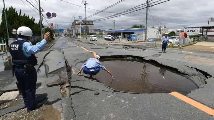 Se registra sismo en Japón; se descarta alerta de tsunami