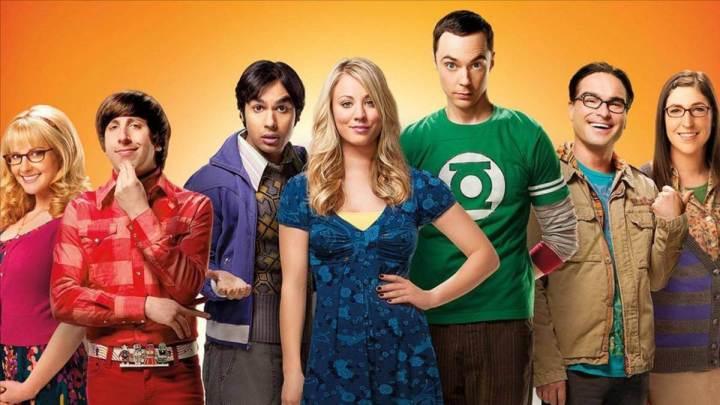 """Graban el episodio final de """"The Big Bang Theory"""""""