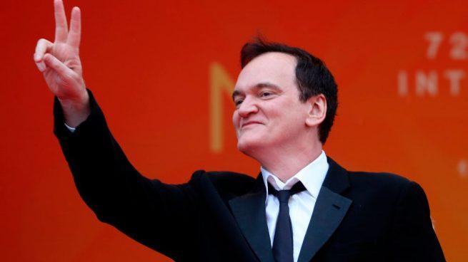 Quentin Tarantino se alzó con el premio Palm Dog, que se entrega anualmente a directores de cintas del festival más centradas en estos animales.