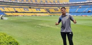 El futbolista de la Academia Tigres Filial Veracruz, Oswaldo Osorio Ánimas fue seleccionado por el actual campeón del Fútbol Mexicano, Tigres de la UANL para integrarse al plantel Sub 17 de la institución universitaria.