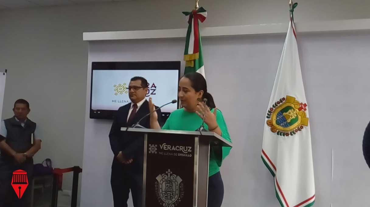 La secretaria de Turismo en el estado, Xóchitl Arbesú Lago, pidió a los medios de comunicación