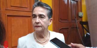 La senadora Gloria Sánchez descartó que la Guardia Nacional no esté dando resultados en materia de seguridad.