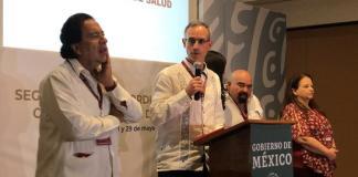 El Subsecretario de Prevención y Promoción de la Salud, Hugo López-Gatell Ramírez señaló que fue muy productiva la Segunda Reunión del Consejo Nacional de Salud efectuada en el World Trade Center.