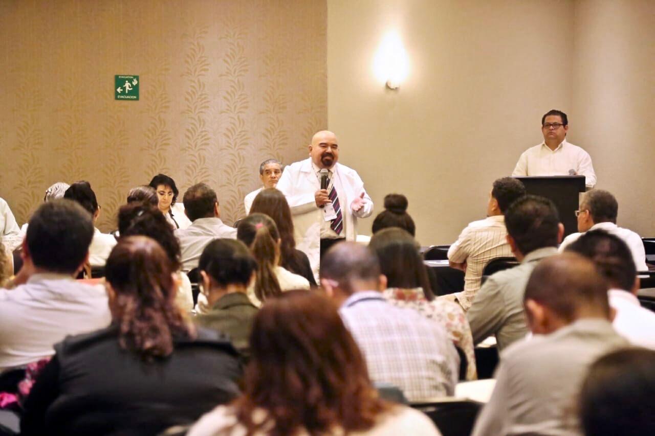 La Secretaría de Salud (SS) realizó el Segundo Curso de Inducción para Jefes de Enseñanza y Evaluación al Reconocimiento del Buen Desempeño.