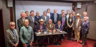 A partir del viernes 24 de mayo, Veracruz es sede de la Asamblea Ordinaria de la Asociación Mexicana de Secretarios de Desarrollo Agropecuario (AMSDA), el encuentro más importante del sureste mexicano.