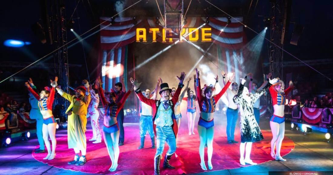 Con una inversión de 20 millones de pesos, el Circo Atayde encontró la opción tecnológica para recuperar a su público con animales virtuales.