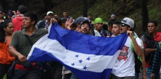 El Instituto Nacional de Migración (INM) repatrió a 106 hondureños que tenían una condición de estancia irregular en México.